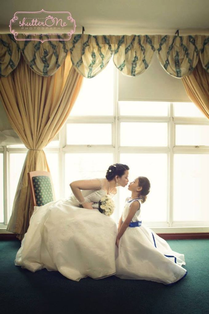 You may kiss the bride by shutterOne Photography - 003