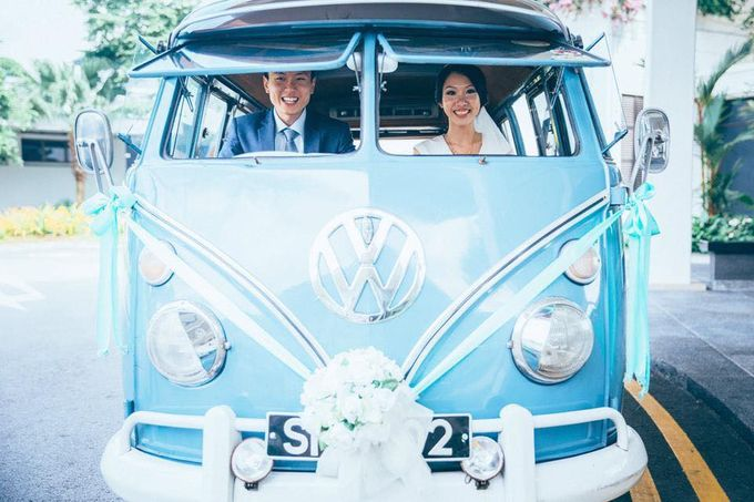 Kombi Rocks Bridal Ride Service by Kombi Rocks - 001