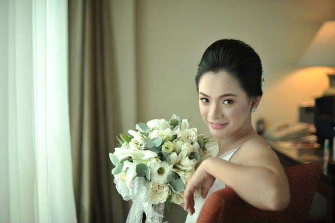 Doi and Mai Wedding by Melody Tinoy Makeup Artist - 002