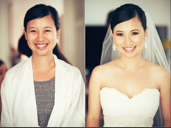 BEFORE AND AFTER by Dendy Oktariady Make Up Artist - 001