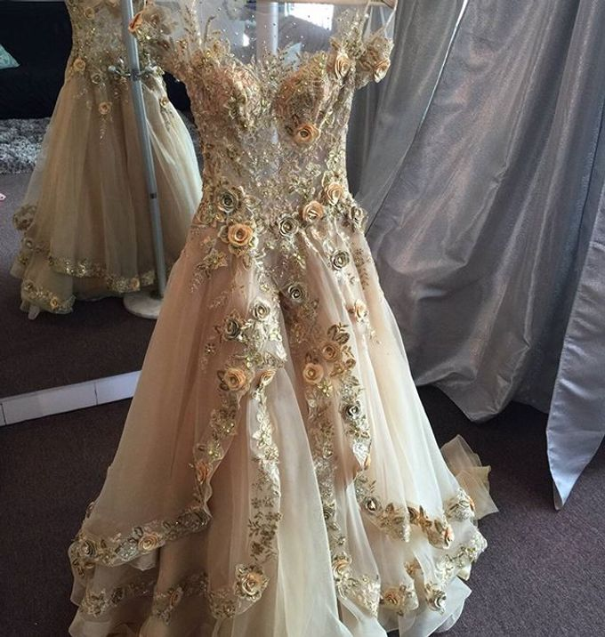 Ballgown by SAVORENT Gown Rental - 003