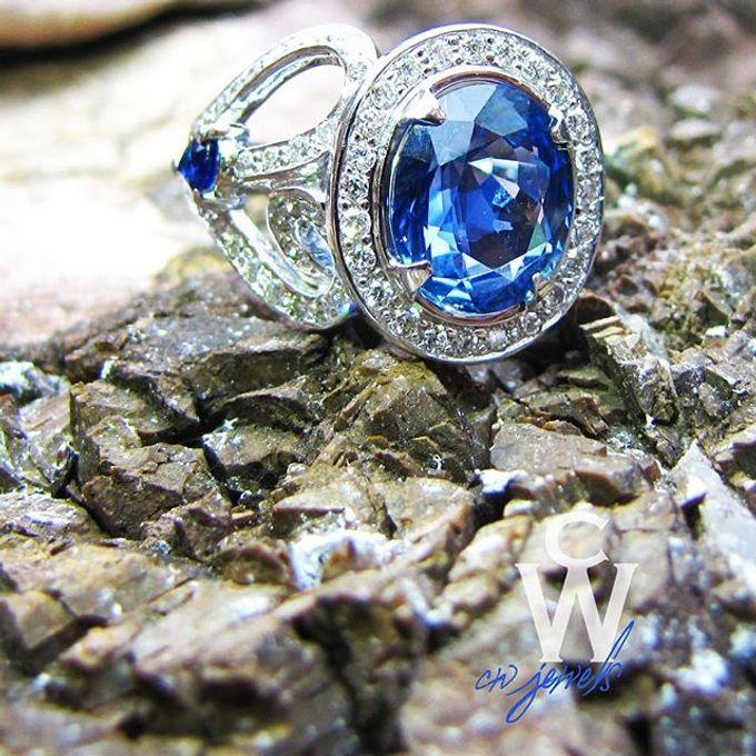 Custom made  by CW Jewels - 035