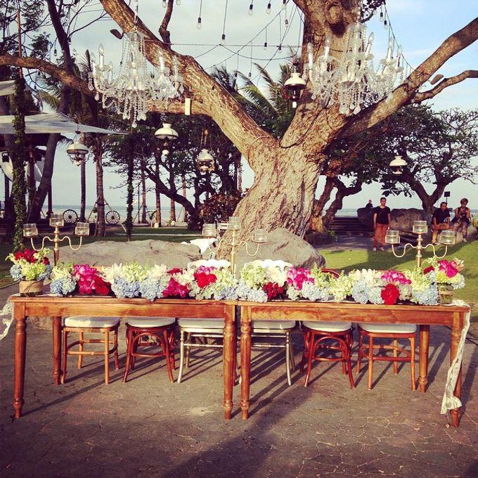 Indra & Alana by Bali Dream Wedding - 003