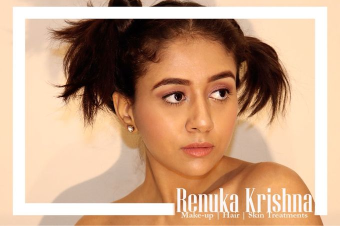 Makeup by Renuka Krishna - 028