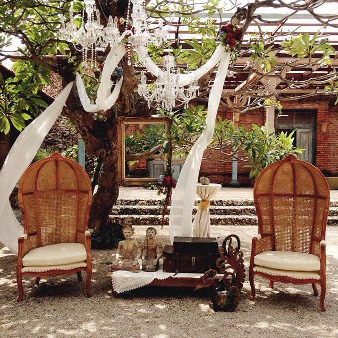 Indra & Alana by Bali Dream Wedding - 005