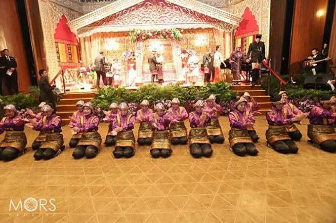 The Wedding of Nabila & Andra by Akasya Catering - 010
