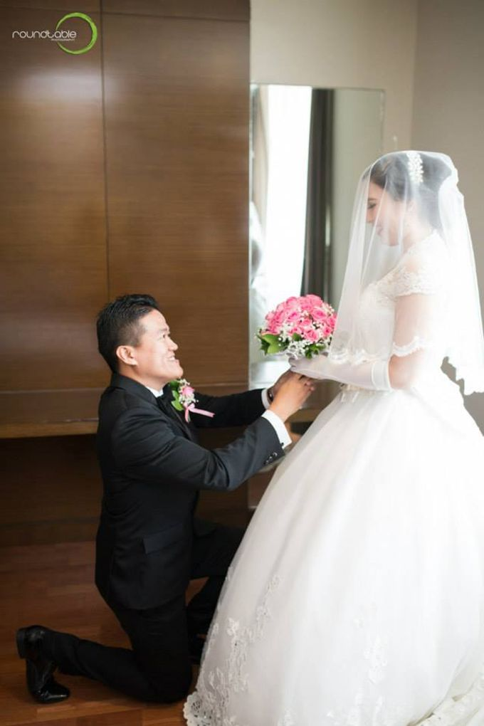 Hadi & Eveline Wedding by Adel's House of card - 024