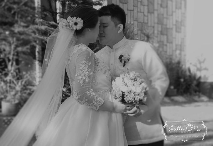 You may kiss the bride by shutterOne Photography - 004