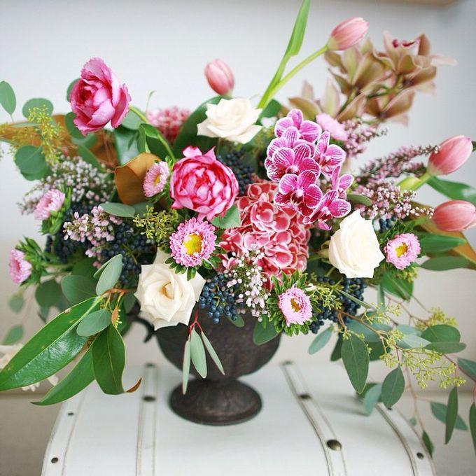 Various Celebration Floral Arrangements  by Fleuri - 005