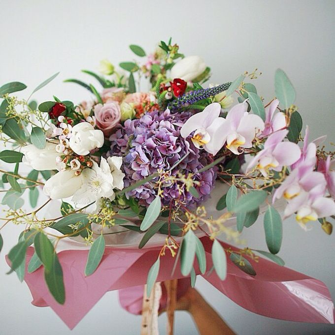 Various Celebration Floral Arrangements  by Fleuri - 006