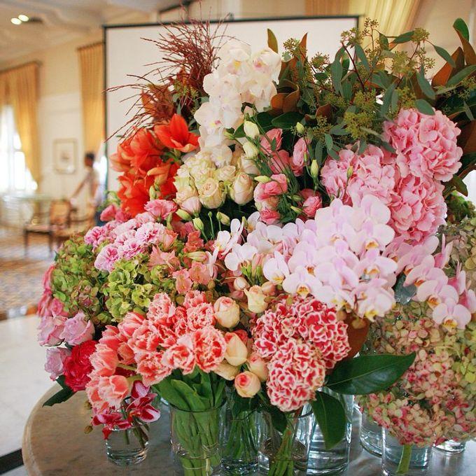 Hermitage Hotel Wedding by Fleuri - 001