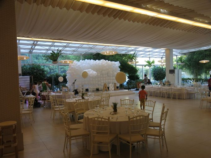 Add To Board Arcei Lei Wedding By Paradise Garden Events Pavilion