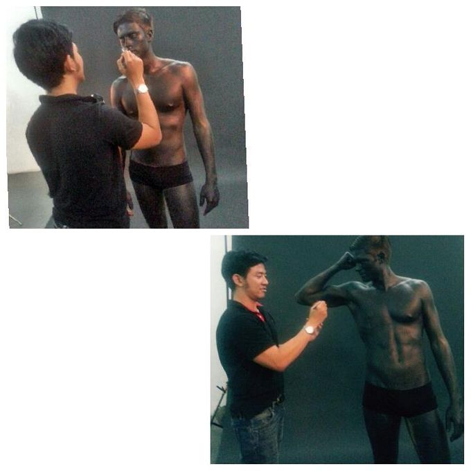 BEHIND THE SCENE 2 by Dendy Oktariady Make Up Artist - 019