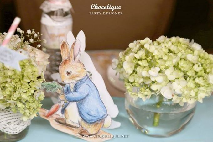 A Peter Rabbit Themed Baby Shower By Chocolique Bridestory