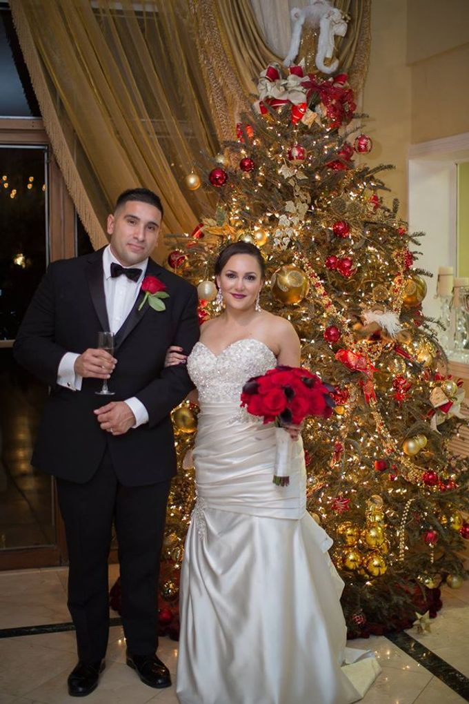 Denise & Fernando Wedding by Seven Arts & Productions - 001