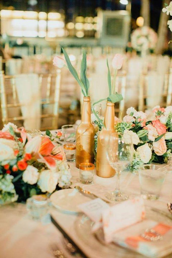 Elegant Flowery Wedding by Jonquilla Decor - 015