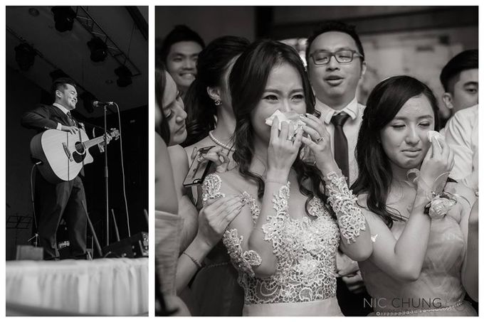 Actual Wedding Day by Nic Chung Photography - 005