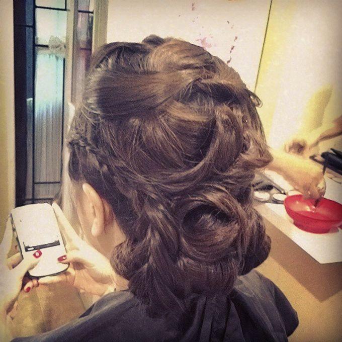 Trisa Cintani Makeup & Hair Studio by Trisa Cintani Makeup & Hair Studio - 004