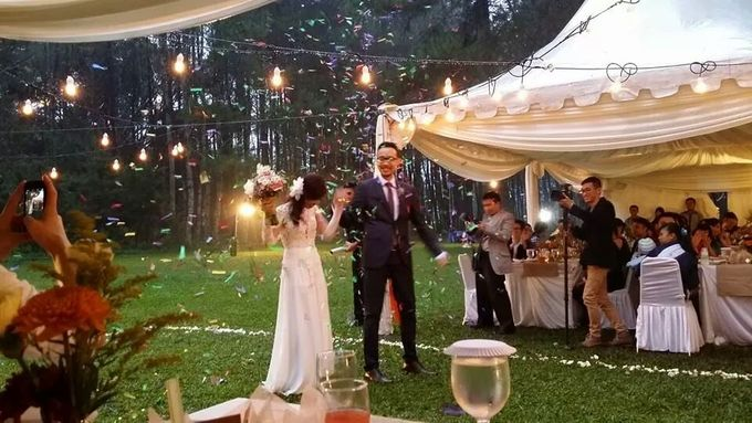 a Forest Wedding by Bozza Event Organizer - 022