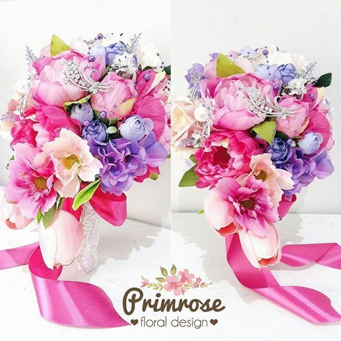 Wedding Bouquet - Handbouquet by Primrose Floral Design - 022