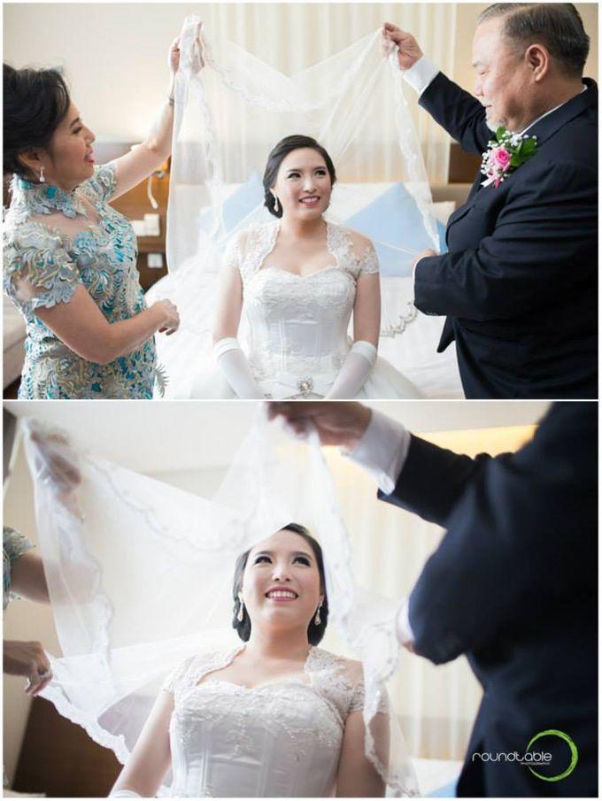 Hadi & Eveline Wedding by Adel's House of card - 027