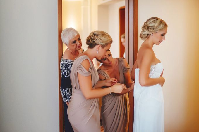 Zoes wedding by Jeslin Koller - Makeup Artist - 002