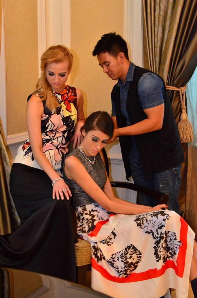BEHIND THE SCENE 2 by Dendy Oktariady Make Up Artist - 020