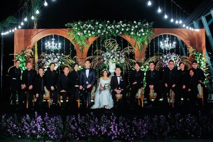 Adrian & Irene The Wedding by InterContinental Bandung Dago Pakar - 001