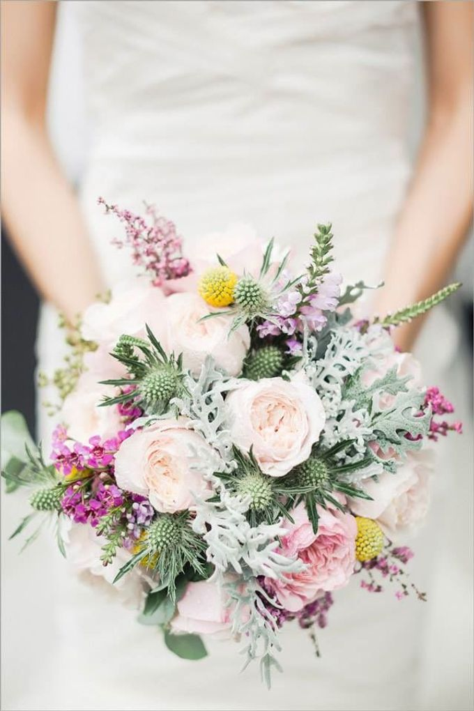 SPELLBOUND WEDDING BOUQUET by Spellbound Weddings - 003