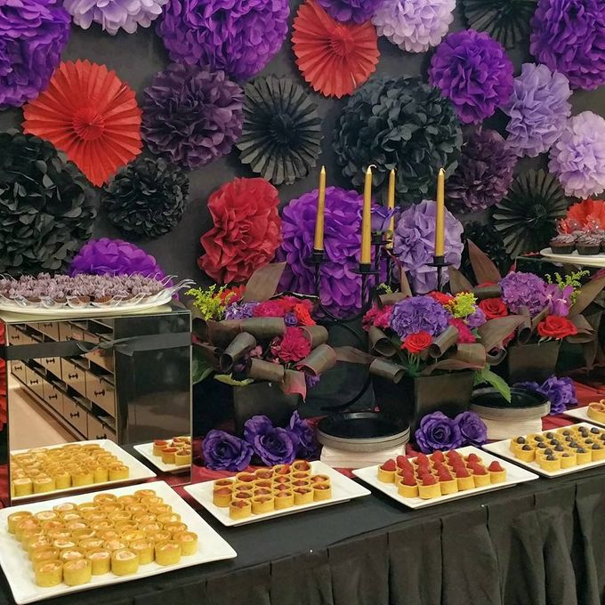 Flowers for Events & Weddings by A. Floral Studio - 002