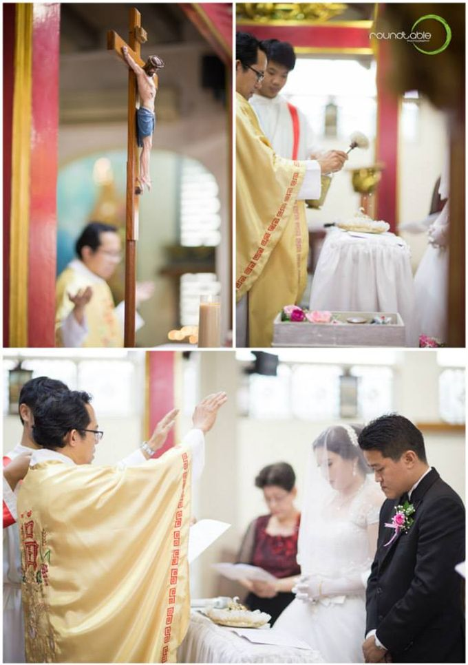 Hadi & Eveline Wedding by Adel's House of card - 028