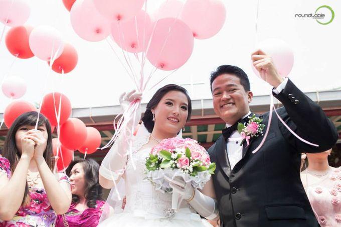 Hadi & Eveline Wedding by Adel's House of card - 029