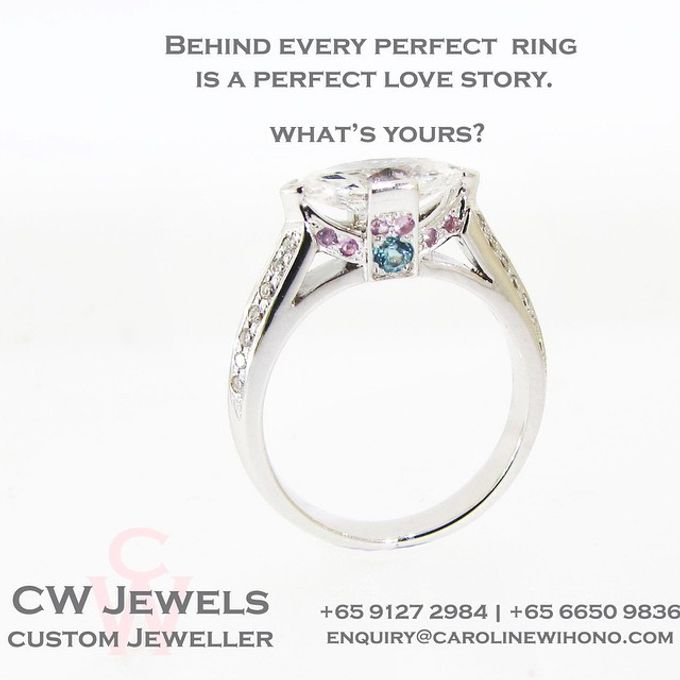 Engagement Rings by CW Jewels - 047