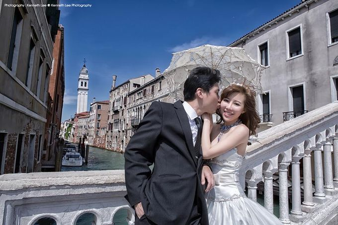Pre-wedding Sample by Kenneth Lee Photography - 002