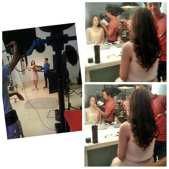 BEHIND THE SCENE 2 by Dendy Oktariady Make Up Artist - 023