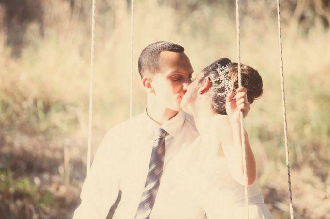 Rustic chic wedding by Lirica - 008