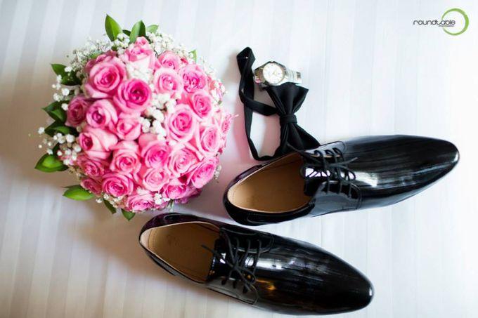 Hadi & Eveline Wedding by Adel's House of card - 030