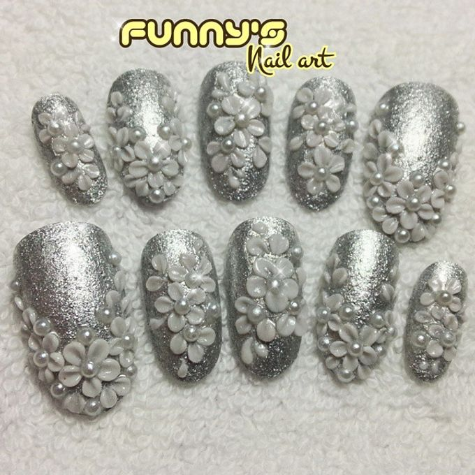Thanks May 2015 by Funny's Nail art - 036