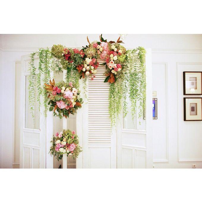 Hermitage Hotel Wedding by Fleuri - 003