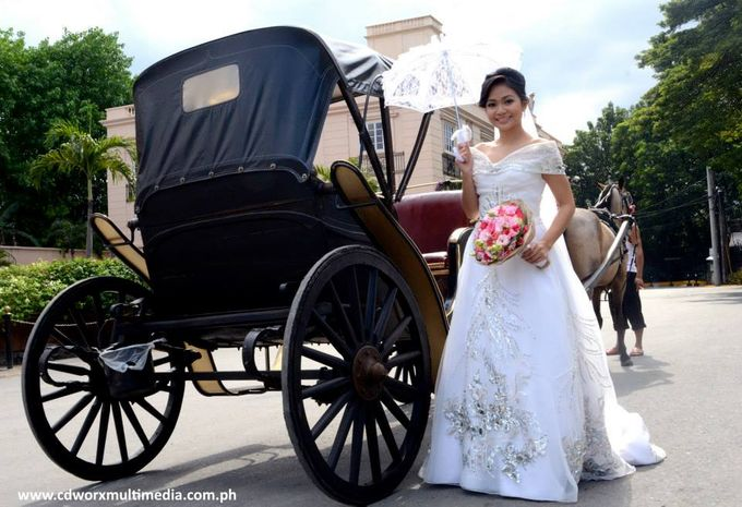 Filipinia Themed Wedding by CDWorx Photography and Videography - 001