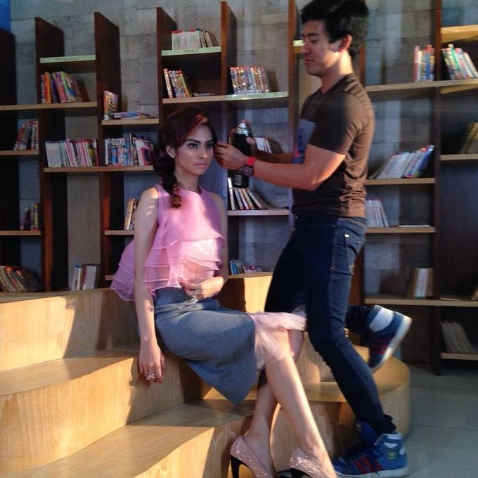 BEHIND THE SCENE 2 by Dendy Oktariady Make Up Artist - 025