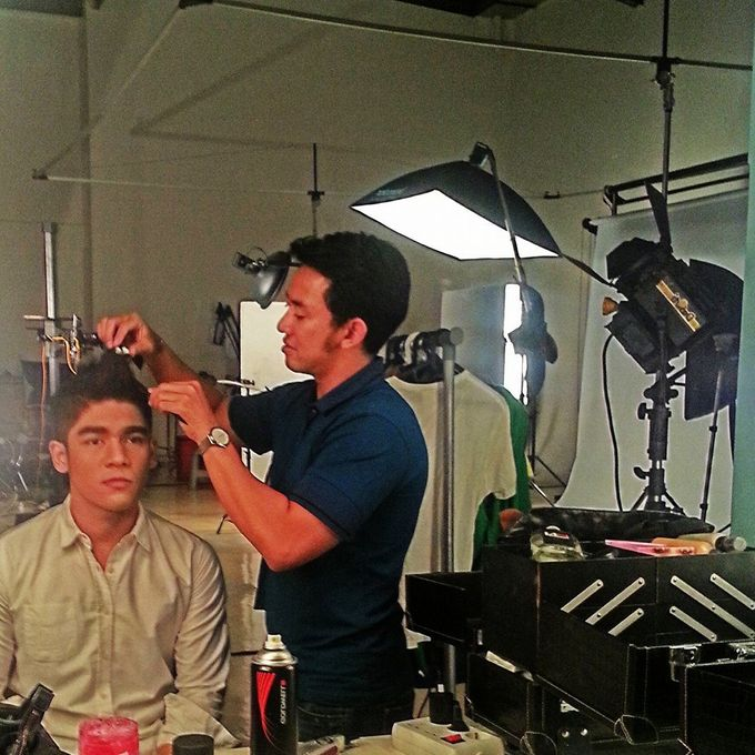 BEHIND THE SCENE 2 by Dendy Oktariady Make Up Artist - 026