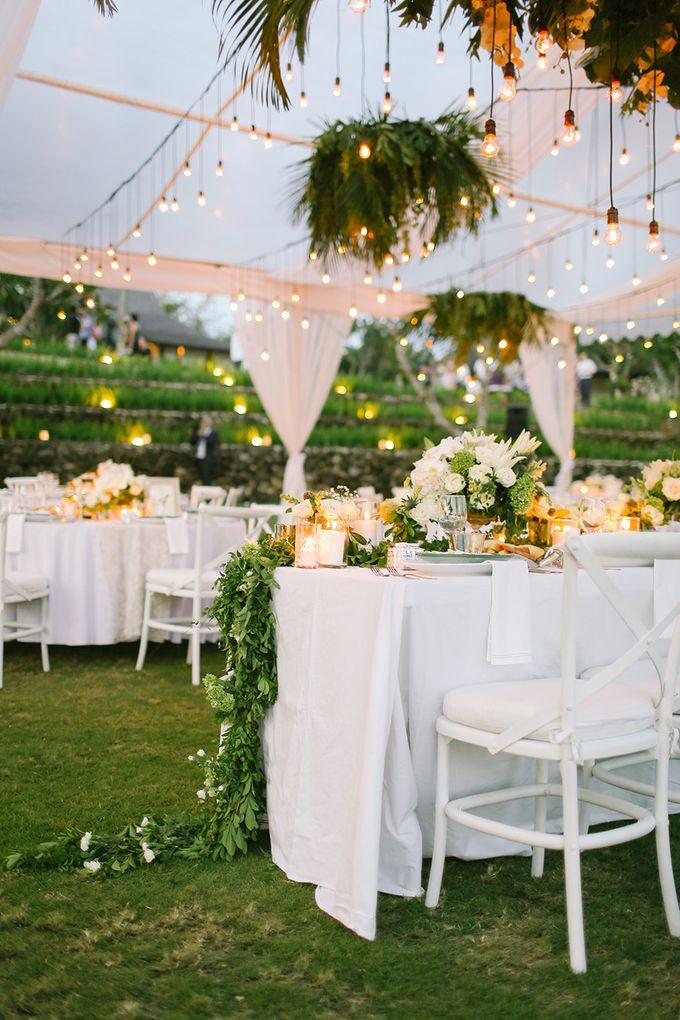 Organic Elegance in Seventh Heaven by Hari Indah Wedding Planning & Design - 032
