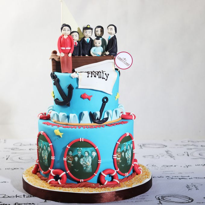 Birthday Cake Part 2 by Libra Cake - 006