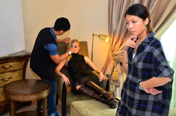 BEHIND THE SCENE 2 by Dendy Oktariady Make Up Artist - 027