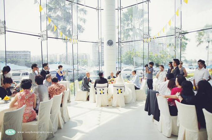Wedding of Leon and Eunice by Rosette Designs & Co - 005
