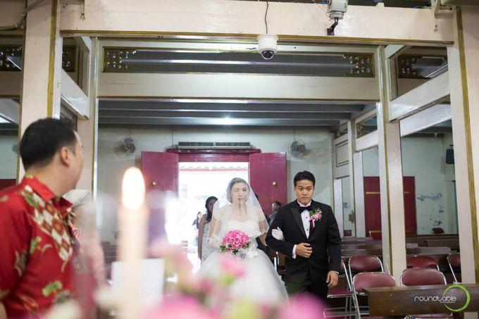 Hadi & Eveline Wedding by Adel's House of card - 032