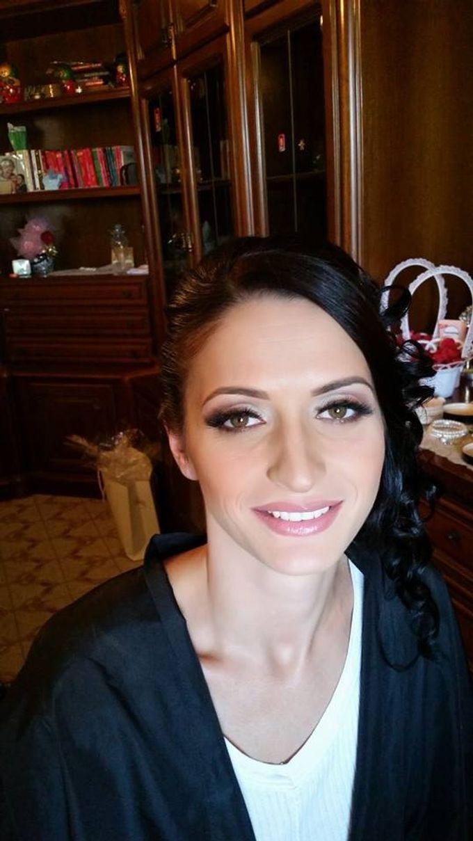Bridal Makeup & Hair by Adelina Popa - 004