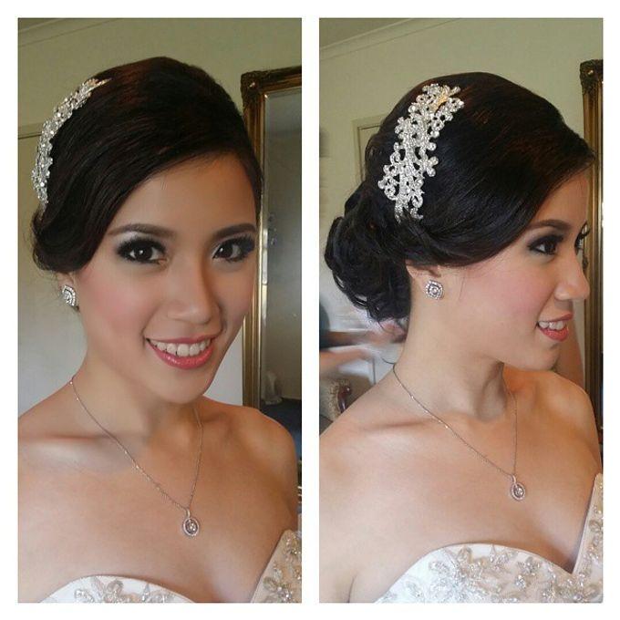 Bridal Makeup by Elly Liana Makeup Artist - 023