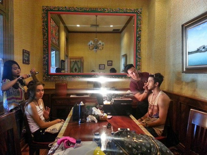 BEHIND THE SCENE 2 by Dendy Oktariady Make Up Artist - 029